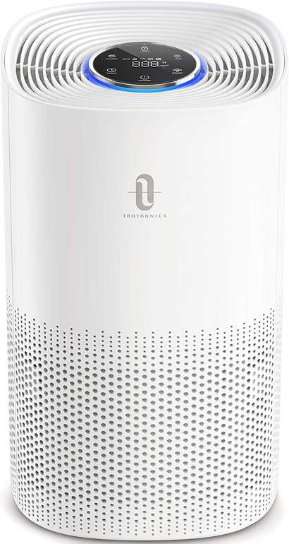 TaoTronics TT-AP005 Luftreiniger (H13 HEPA Filter, Sensor) für 84,99€ inkl. Versand