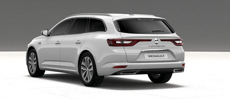 Renault Talisman LIMITED TCe 225 Leasing 2