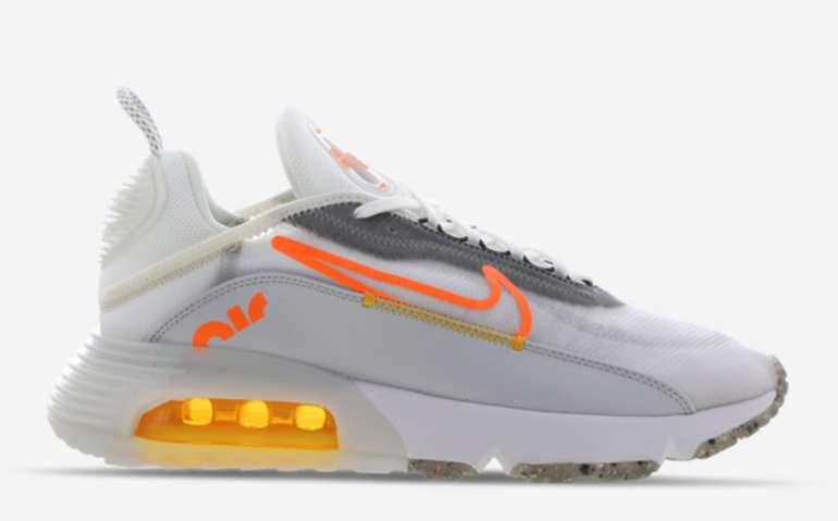 """Nike Air Max 2090 Herren Schuhe in """"Total Orange"""" für 63,99€inkl. Versand (statt 130€) - Damen für 55,99€"""