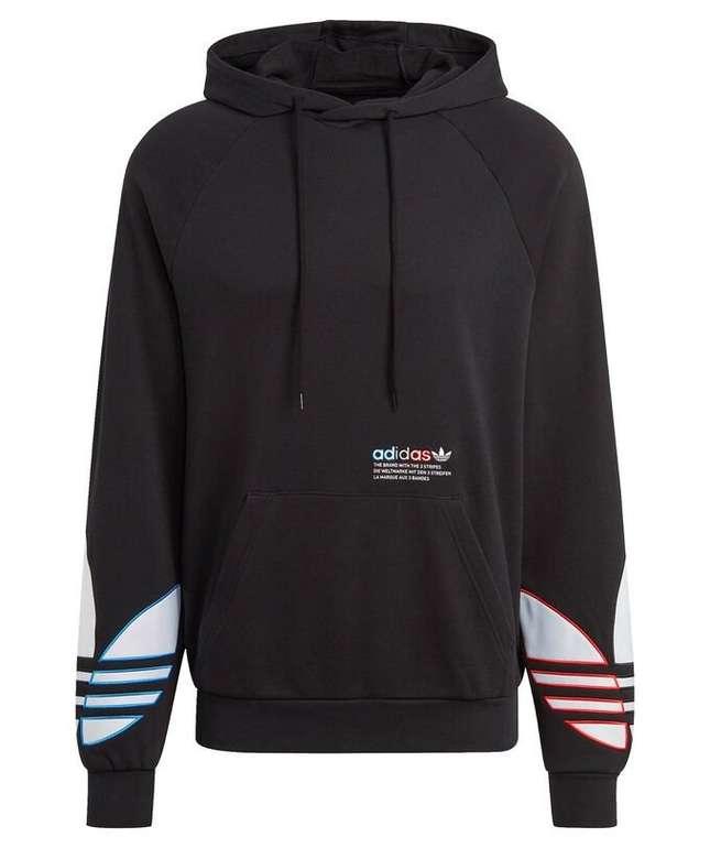 """Adidas Originals Herren Sweatshirt """"Tricolour"""" mit Kapuze für 53,72€ inkl. Versand (statt 61€)"""
