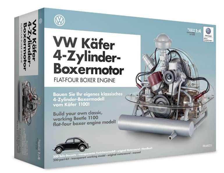 VW Käfer 4-Zylinder-Boxermotor Bausatz für 104,95€ inkl. Versand (statt 127€)