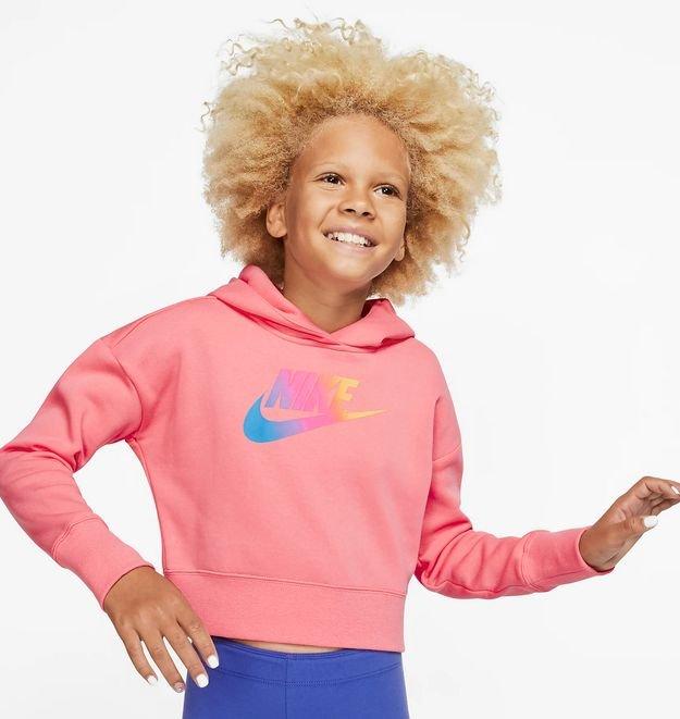 Nike Sportswear Short-Hoodie (Kinder) für 22,73€ inkl. Versand (statt 29€) - Nike Club!
