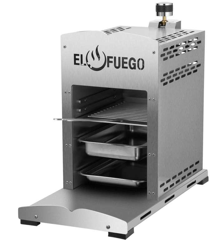 El Fuego Steakgrill Fiorentina AY0422 inkl. Zubehör für 99,99€ inkl. Versand (statt 113€)