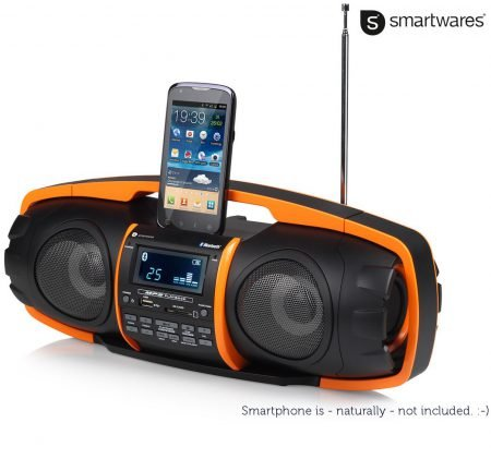 Audiosonic Beatblaster Ghettoblaster RD-1548 für 35,90€ inkl. VSK (statt 60€)