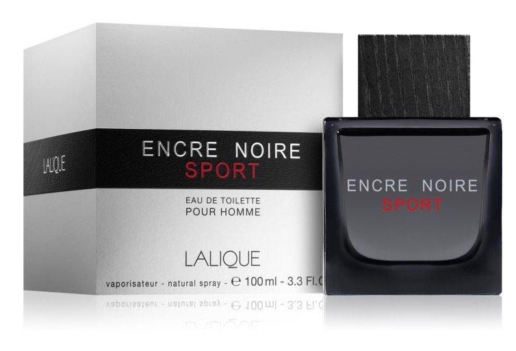 100ml Lalique Encre Noire Sport Eau de Toilette für Herren nur 17,95€ inkl. Versand (statt 25€)