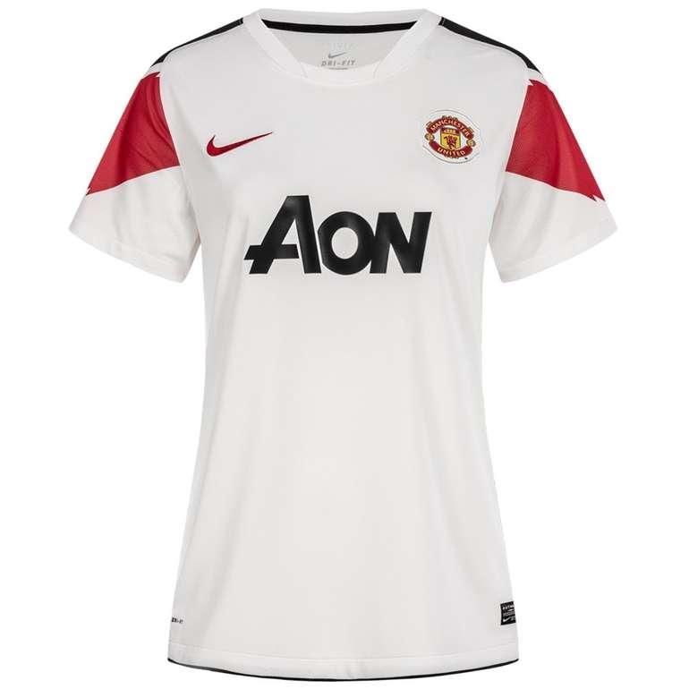 Nike Manchester United Damen Auswärts Trikot für 8,39€ inkl. VSK (statt 16€)