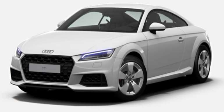 Privat- & Gewerbeleasing: Audi TT Coupe 40 TFSI (Automatik) ab 189€ Netto bzw. 225€ Brutto mtl. (LF: 0,61)