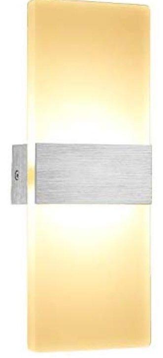 Hengda Wandleuchte LED Innen 6W/12W ab 10,49€ inkl. Versand (statt 13€)