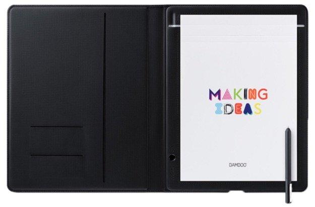 Wacom CDS600G Bamboo Spark Smart Folio Grafik-Tablet für 89€ inkl. Versand