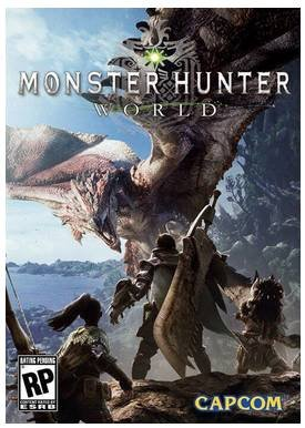 Monster Hunter: World (Steam PC Code) für 16,49€ (statt 22€)