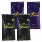 Grand Maestro Italiano - 4kg Kaffeebohnen Probierpaket für 39,99€ inkl. Versand