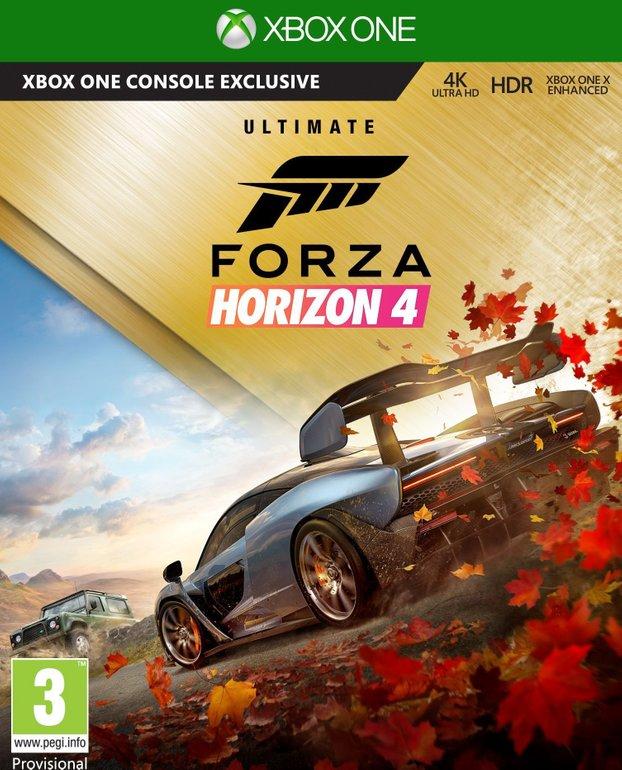 *Update* Forza Horizon 4 Ultimate Edition (Xbox One) für 52,50€ (statt 100€)