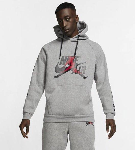 Nike Jordan Jumpman Classics Fleece Herren Hoodie für 29,99€ inkl. Versand (statt 79€)