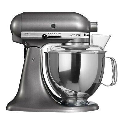 KitchenAid Küchenmaschine Artisan 5KSM150PSEPM Metallic Chrome für 299,90€ inkl. VSK