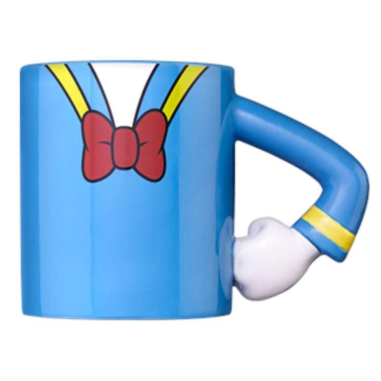 "3 Disney-Tassen ""Arm-Mug"" für 23,49€ (statt 33€)"