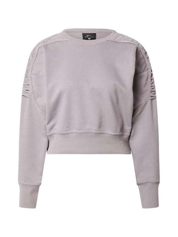 Nike Sportsweatshirt in Flieder für 34,90€ inkl. Versand (statt 39€)