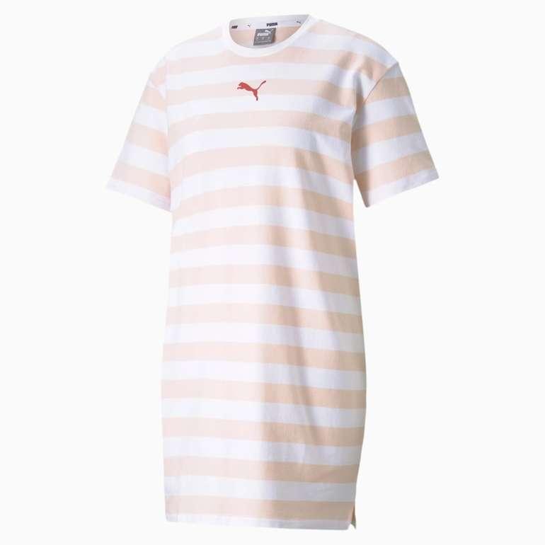 Puma Summer Stripes Printed Damen Kleid in 2 Farben für je 23,96€ inkl. Versand (statt 30€)