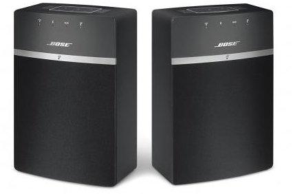 2er Pack Bose SoundTouch 10: Multiroom-Lautsprecher für 216,16€ (statt 305€)
