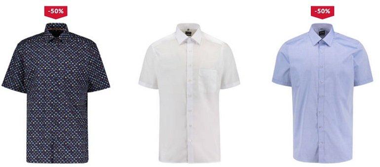 Olymp Luxor Modern Fit Hemden 2