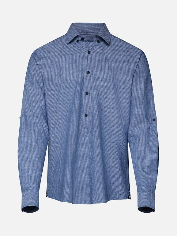 "Joop! Herren Hemd ""Hennry-W"" in blau für 31,43€ inkl. Versand (statt 63€)"