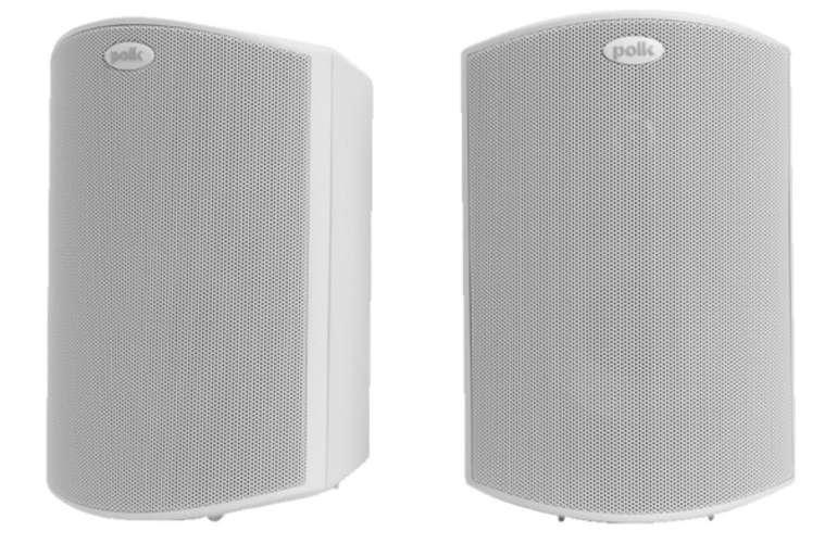 Polk Audio Atrium 5 Outdoor Lautsprecher (Weiß) für 169€ inkl. Versand (statt 199€)