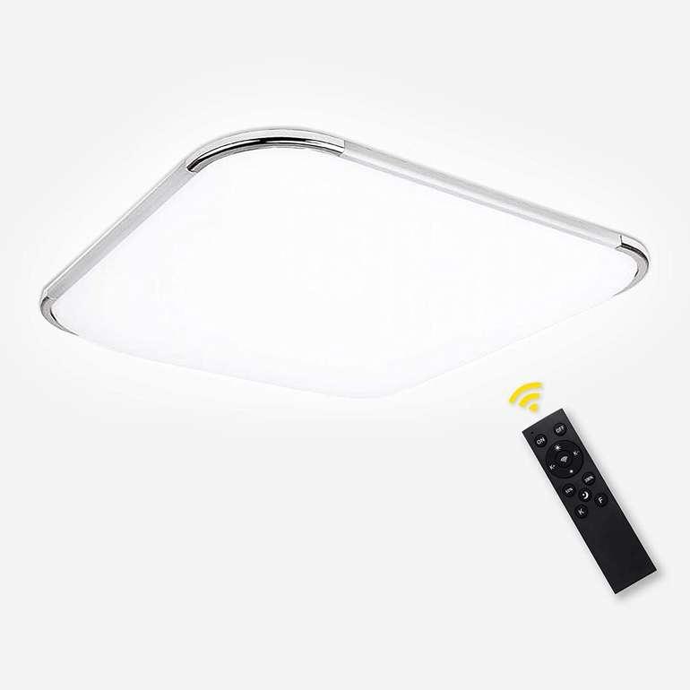 Verschiedene Hengda LED Deckenleuchten reduziert, z.B. 24W mit Fernbedienung für 22,74€