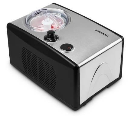 Medion MD 18387 Eismaschine (150 Watt, 1,5 Liter) für 152,94€ inkl. Versand (statt 196€)