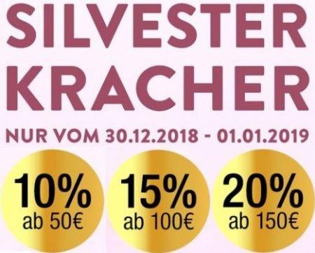 Galeria Kaufhof: 10% ab 50€, 15% ab 100€, 20% ab 150€, zB Citizen Uhr zu 796€