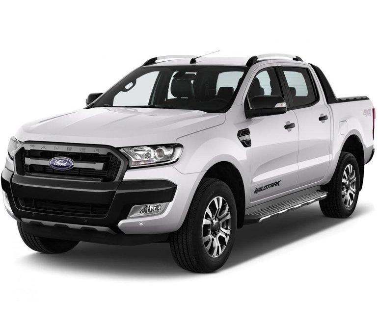 Privat + Gewerbe: Ford Ranger Wildtrak Doppelkabine 3.2 TDCI für 298€ Brutto mtl. leasen