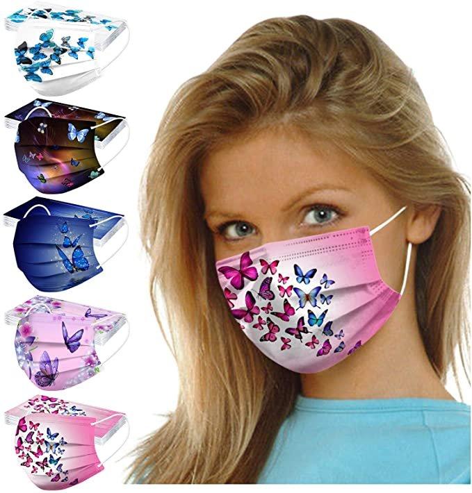 Neeky 50er Pack 3-lagige Mund-Nasen-Masken für je 9€ inkl. Versand (statt 12€)