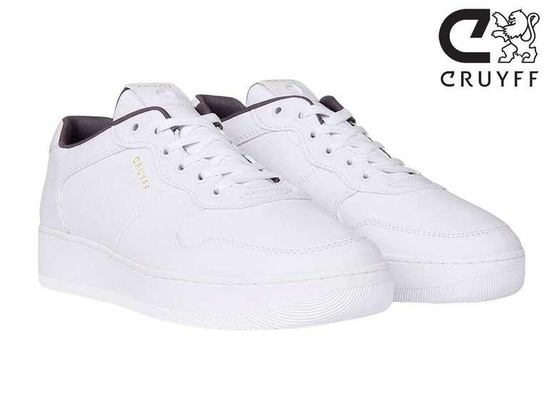 Cruyff Indoor Royal Herren-Sneakers in Weiß für 35,90€ inkl. Versand (statt 60€)