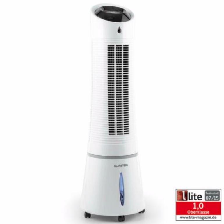 Klarstein Skyscraper Ice 4-in-1 Ventilator mit Fernbedienung für 119,99€