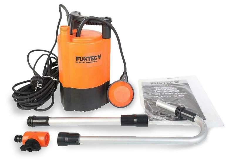 Fuxtec RTP350 Regenfasspumpe 5200 l/h für 44,91€ inkl. Versand (statt 55€)