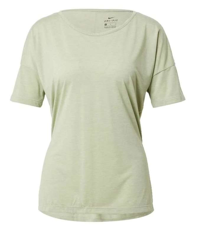 Nike Damen Sport-Shirt in Mint/Grün für 11,90€ inkl. Versand (statt 24€)