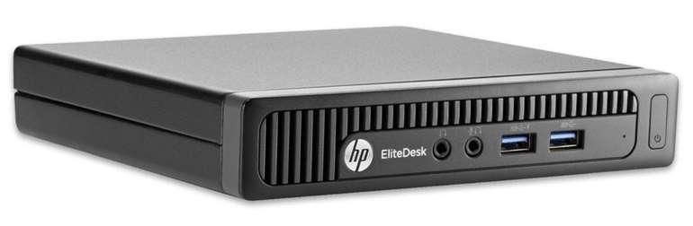 HP 705 G3 Pro MiniPC (AMD Pro A6-8570E, 3,0 GHz, 8GB RAM, 250GB SSD, Win10 Home) für 99€ - B-Ware!