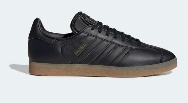 adidas Originals Gazelle Schuh in schwarz für 39,98€ inkl. Versand (statt 75€)
