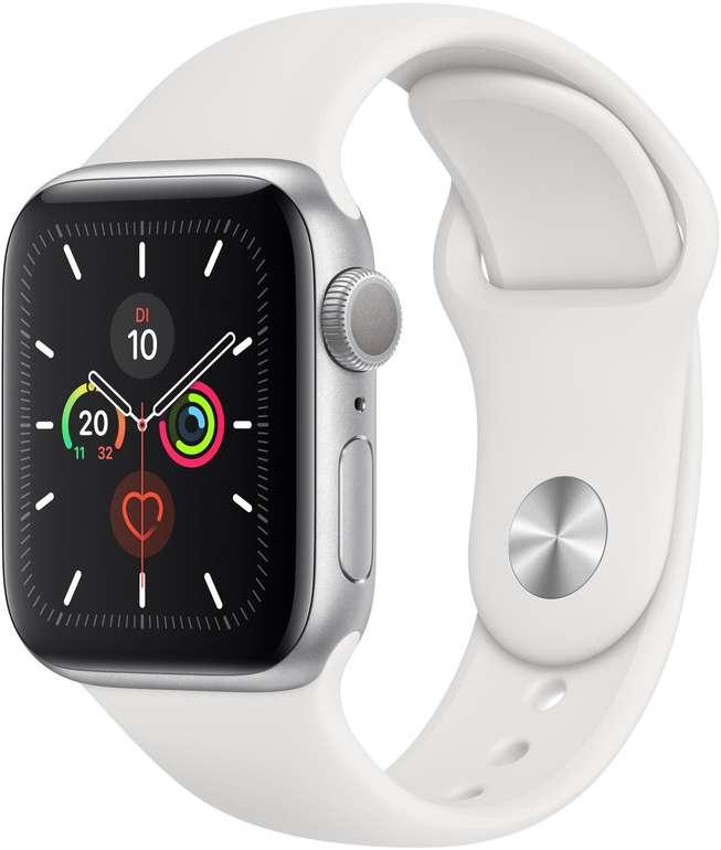 Apple Watch Series 5 40mm GPS + Cellular LTE für 489,90€ inkl. VSK (statt 515€)