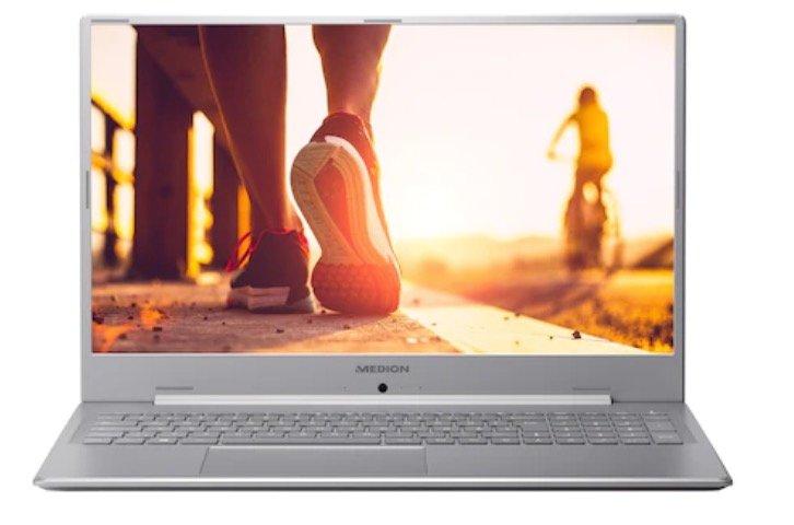 """Medion Akoya P17601 - 17,3"""" FHD Notebook (i5, MX150, 512GB SSD, 1TB HDD, 8GB RAM) für 616€"""
