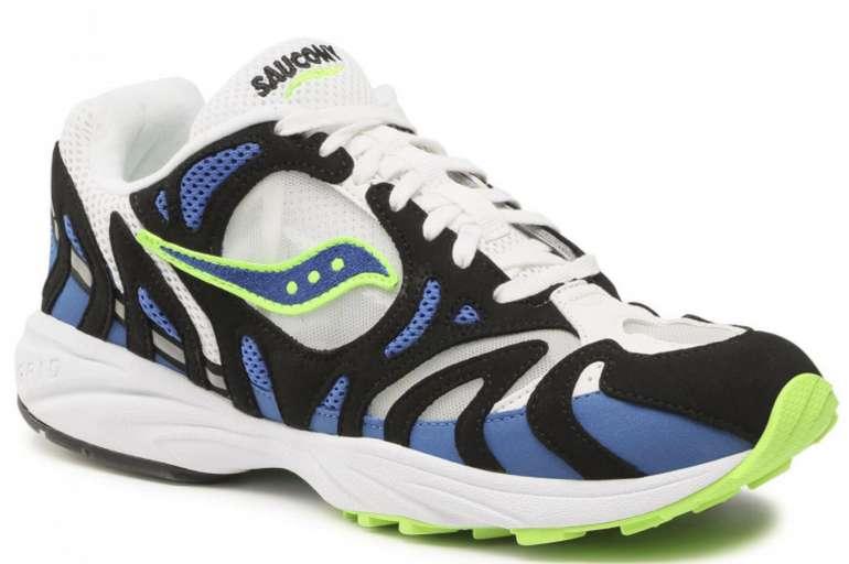 Saucony Herren Sneaker Grid Azura 2000 für 40€inkl. Versand (statt 74€)