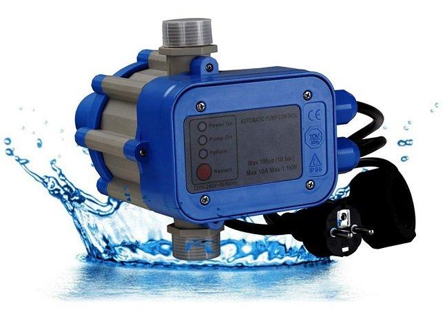 wolketon DPS-1 Pumpensteuerung für 20,99€ inkl. VSK