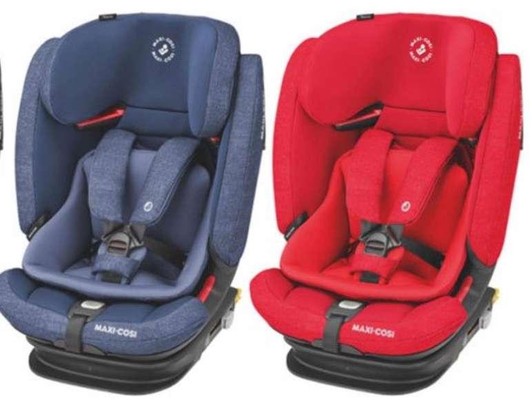 Maxi-Cosi Kindersitz Titan Pro (versch. Farben) für je 239,99€ inkl. VSK (statt 290€)