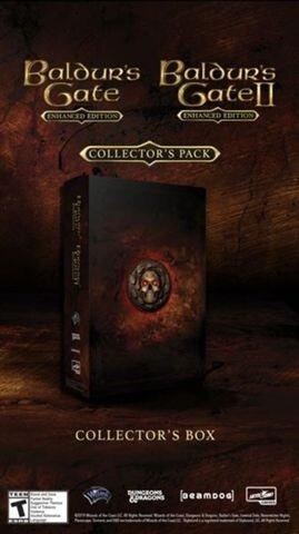 Baldur's Gate Enhanced Edition - Collectors Edition - Nintendo Switch für 40,99€ inkl. Versand (statt 81€)