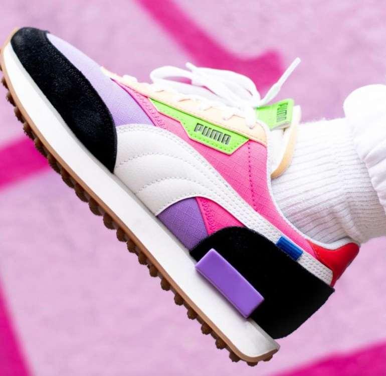 Puma Damen Sneaker Future Rider Play On für 59,99€ inkl. Versand (statt 69€)