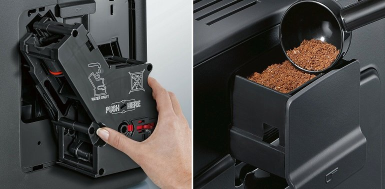Siemens TE657M03DE Kaffeevollautomat 2