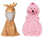 Crazy Days Kostüm Sale für Kinder, Damen & Herren, z.B. Giraffe oder Flamingo 7€