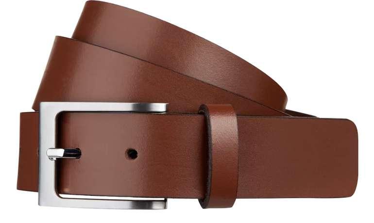 McNeal Ledergürtel mit Dornschließe in Braun für 9,99€inkl. Versand (statt 15€)