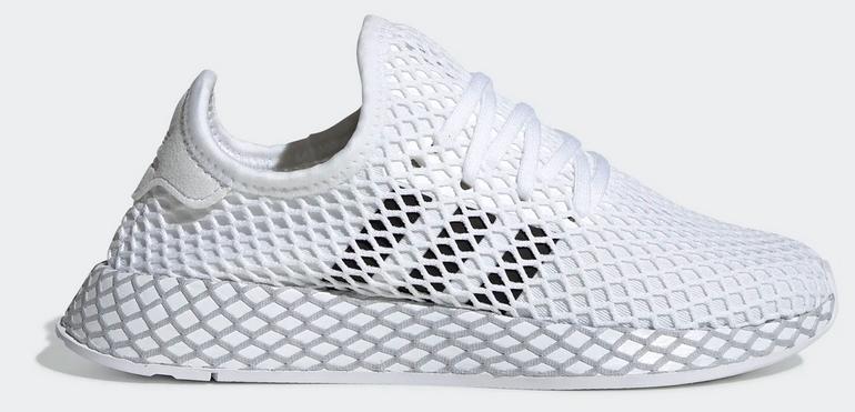 Adidas Deerupt Runner Schuh (Größen: 35 - 39) ab 34,98€ (statt 60€)