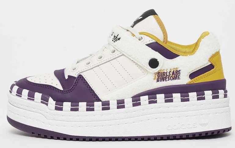 Adidas Originals x Girls are awesome Forum Triple Platform Damen Sneaker für 70€ (statt 150€)