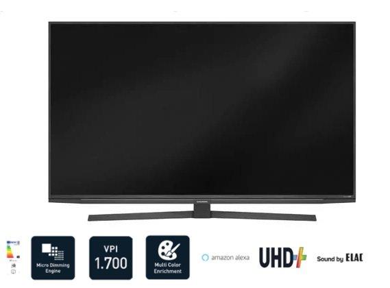 Grundig 55 Zoll Fire TV Edition in anthrazit für 344€ inkl. Versand (statt 645€)
