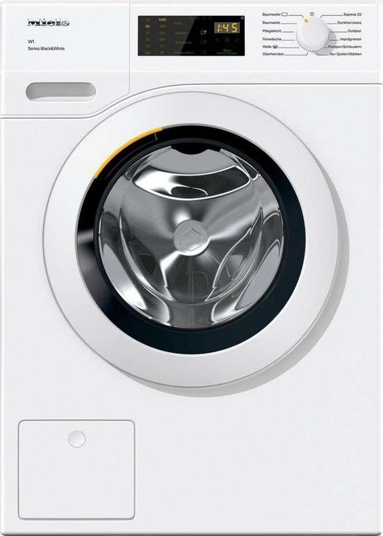 Miele WCA018 WCS Black & White Waschmaschine (1.400 U/Min, 7 kg, EEK A+++) für 629€ inkl. Versand (statt 721€)